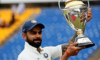 India complete 'rare' away series whitewash
